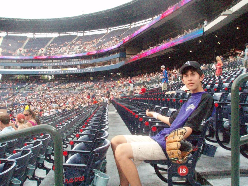 7/5/11 Rockies at Braves: Turner Field (6/6)