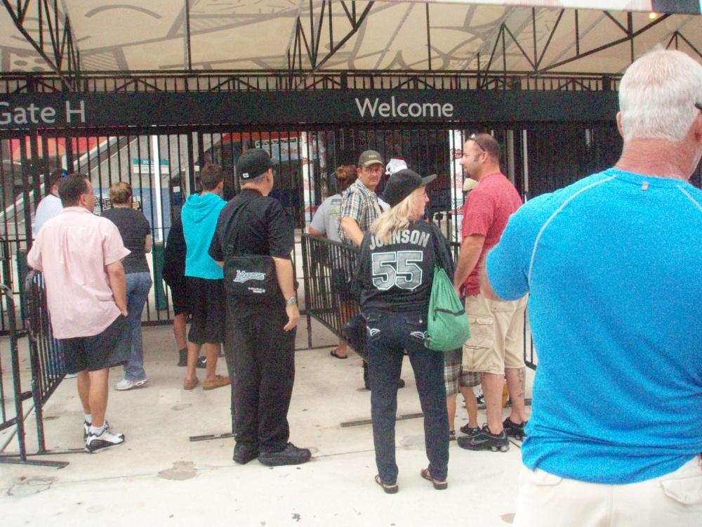 7/7/11 Astros at Marlins: Sun Life Stadium (2/6)