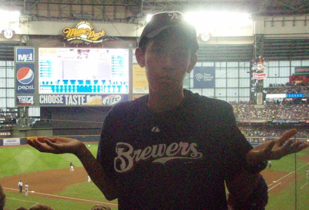 8/13/11 Pirates at Brewers: Miller Park (2/3)
