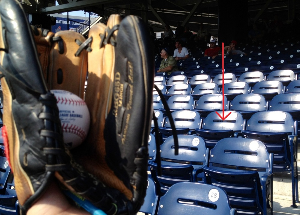 7/5/12 Giants at Nationals: Nationals Park (4/6)
