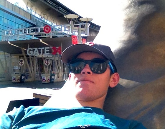 9/10/12 Indians at Twins: Target Field (1/6)