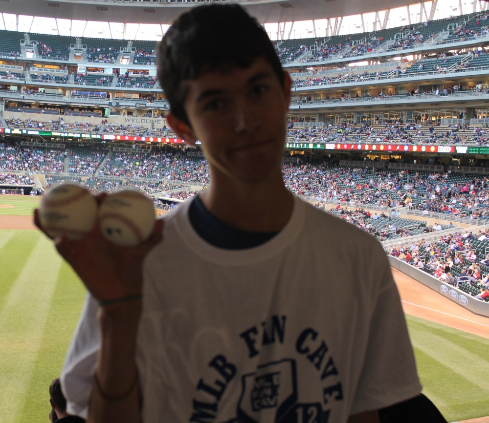 9/13/12 Royals at Twins: Target Field (6/6)