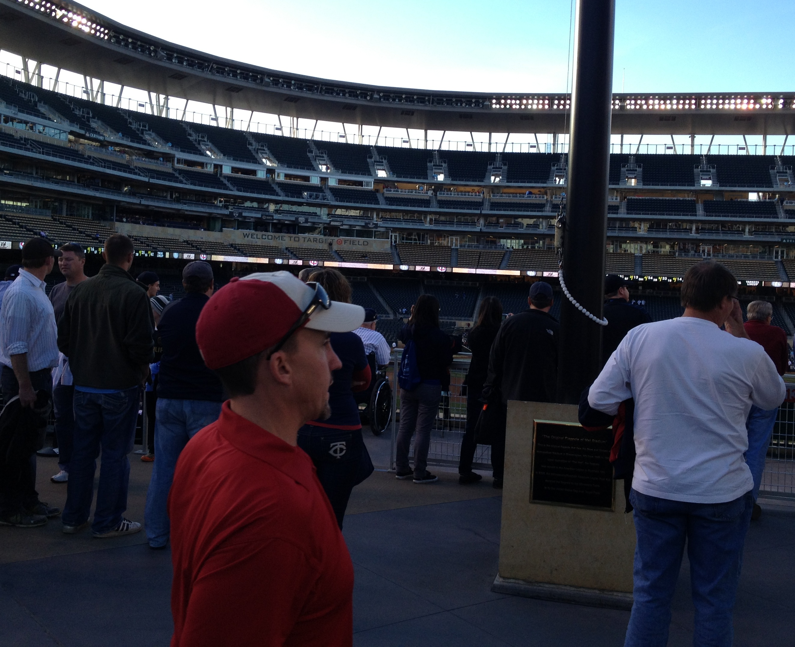 9 24 12 Yankees at Twins  Target Field  1df9a3002a5
