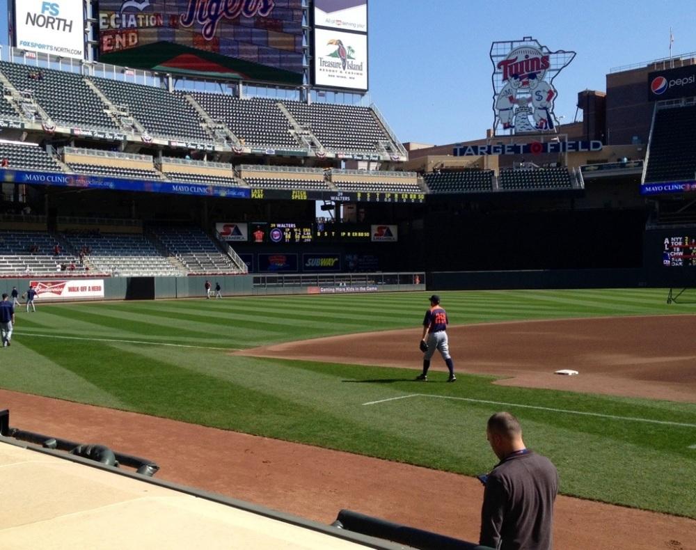 9/29/12 Tigers at Twins: Target Field (4/6)
