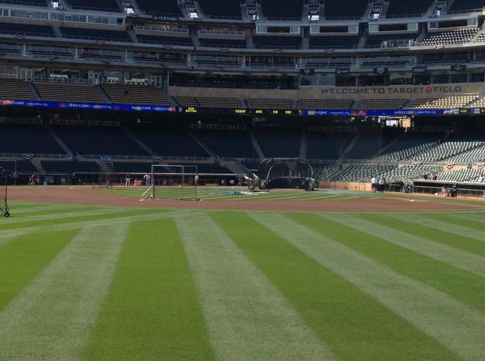 9/29/12 Tigers at Twins: Target Field (2/6)
