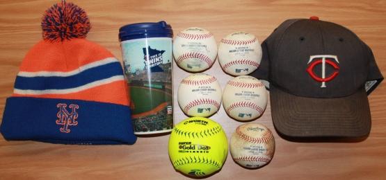 41313 Baseballs
