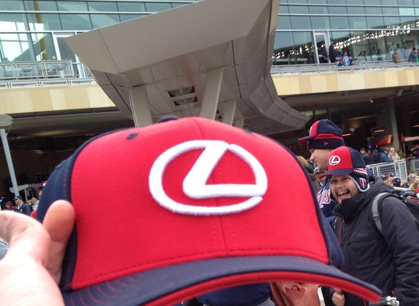 41313 Lexus Hat