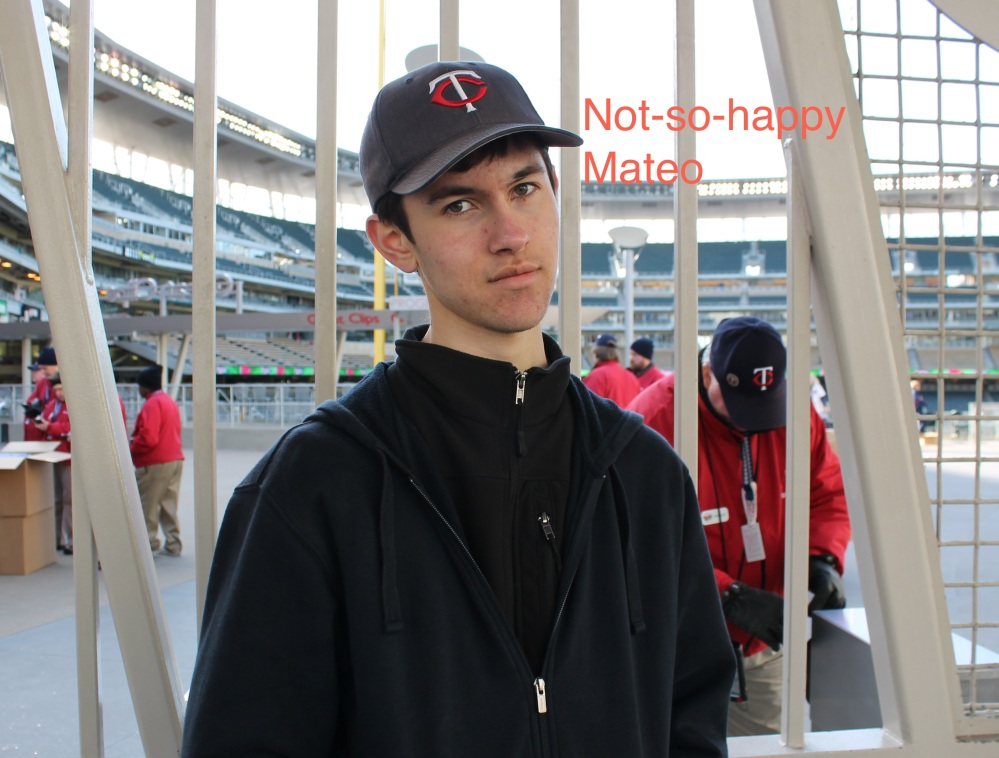 4/16/13 Angels at Twins: Target Field (5/6)