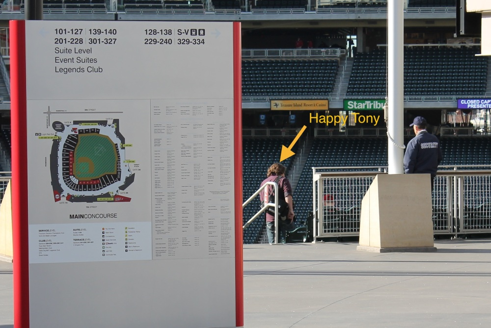 4/16/13 Angels at Twins: Target Field (4/6)
