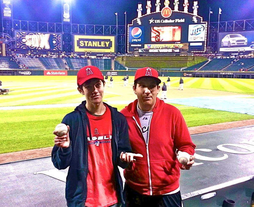 51213 Mateo and Shawn with MD Balls