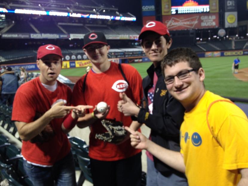 52013 Mark home run ball