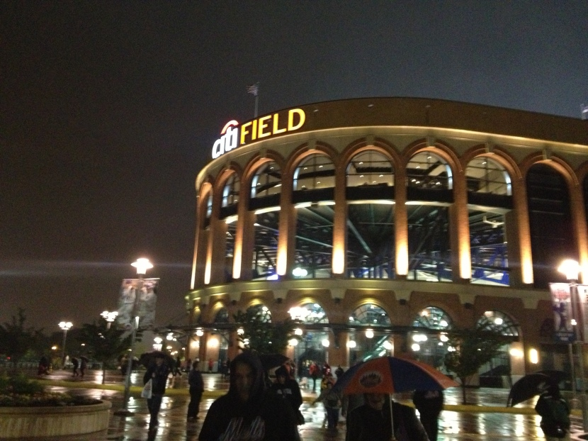 52413 Leaving Citi Field