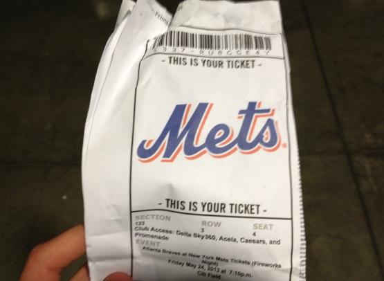 52413 Ticket