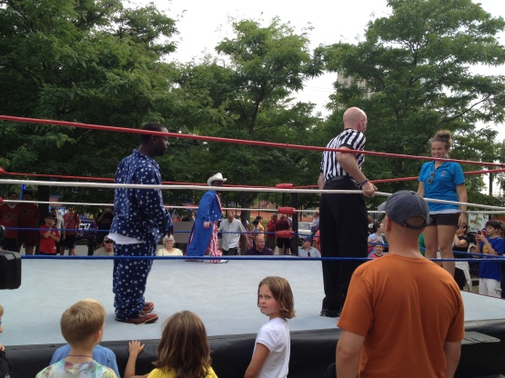 71213 Midget Wrestling