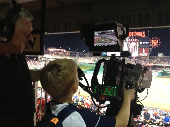72013 Tim on Camera