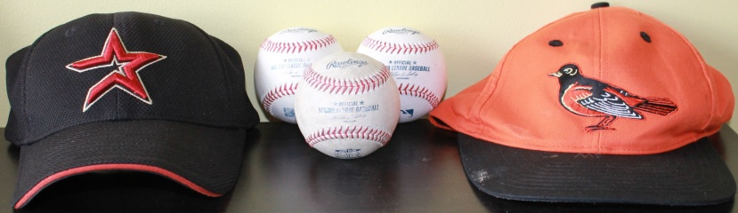 8113 Baseballs
