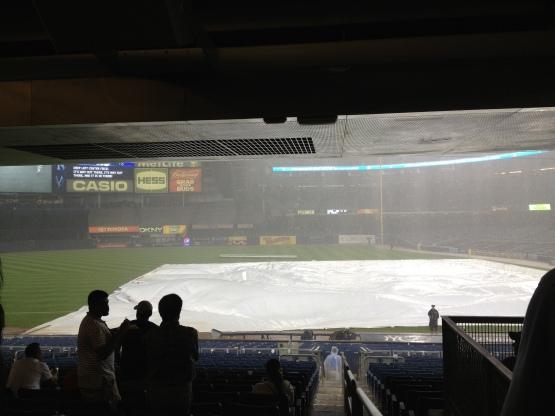 81313 Rain Delay