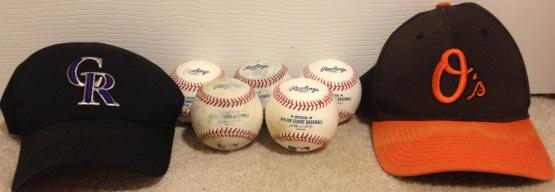 81613 Baseballs