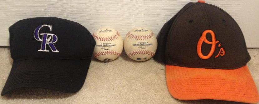 81713 Baseballs