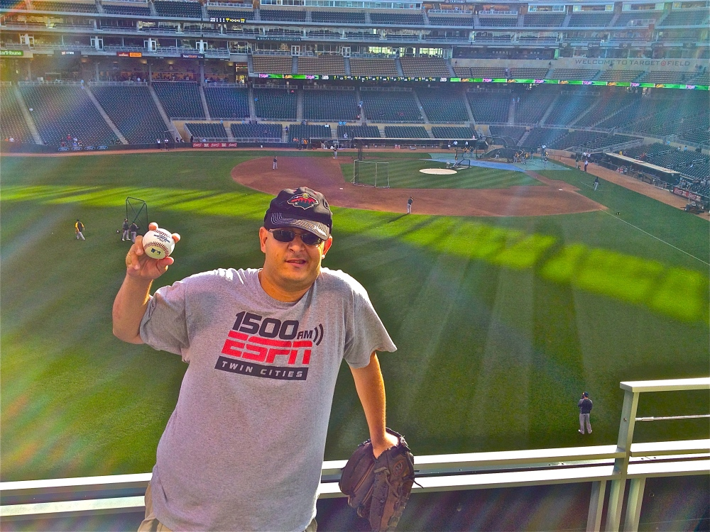 9/10/13 Athletics at Twins: Target Field (5/6)