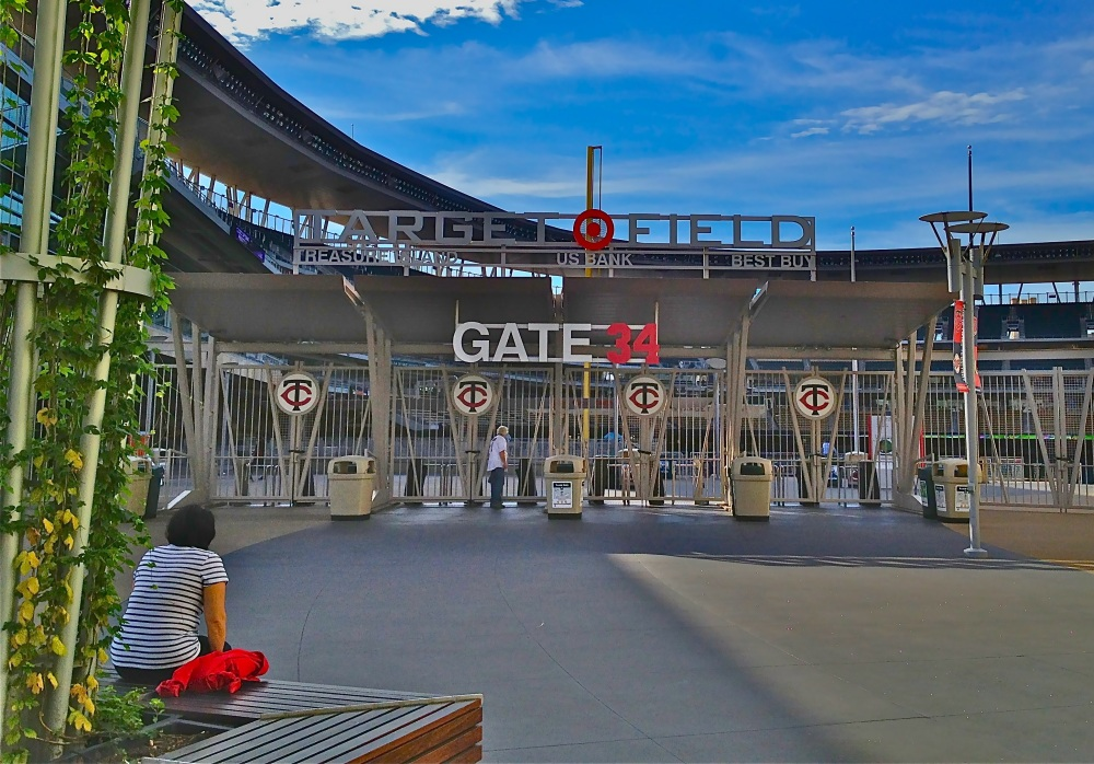 9/10/13 Athletics at Twins: Target Field (1/6)