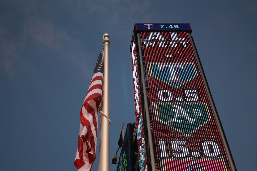 9613 AL West Standings