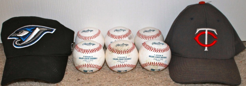 9613 Baseballs