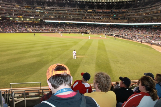 91313 Left Field View