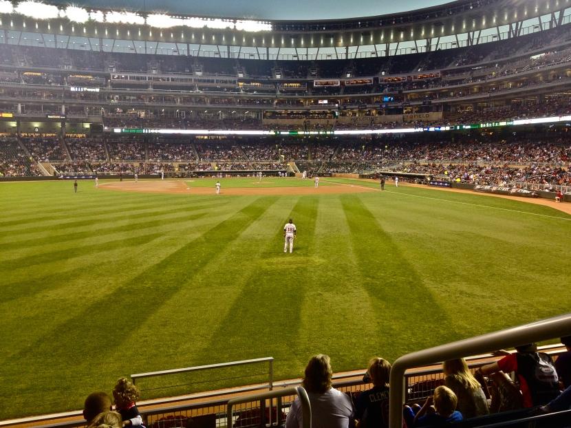 92413 Left Field Seats