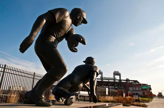 baseball-statue-at-citizens-bank-park-bill-cannon