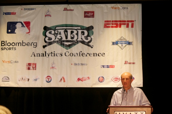SABRDay1 Vince Gennaro Opening Remarks